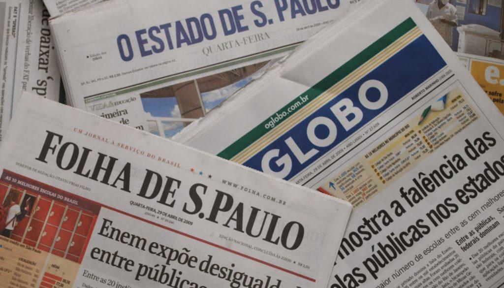 ESTOU CHEIO: de informações